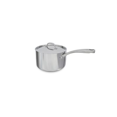 SAUCE PAN, 2 QT, INDUCTION, WITH LID